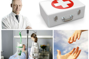Этапы лечения абстинентного синдрома