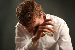 Основные симптомы алкогольной абстиненции