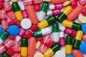 Медикаментозные приемы