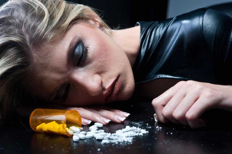 передозировка от наркотиков
