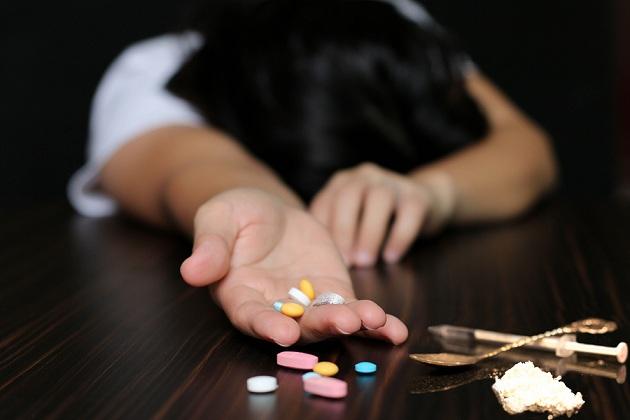 передозировка наркотическими веществами