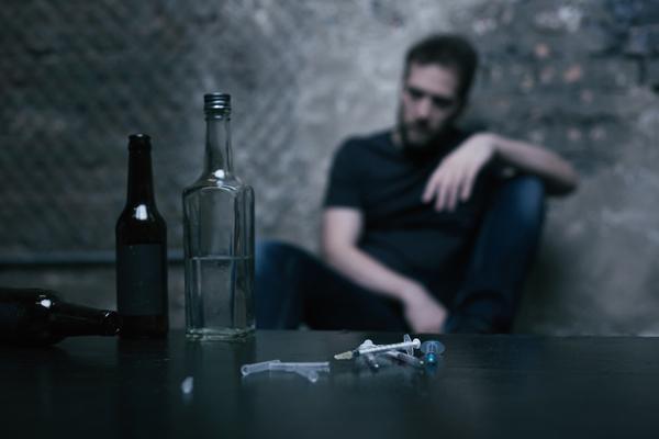 болезнь наркомания